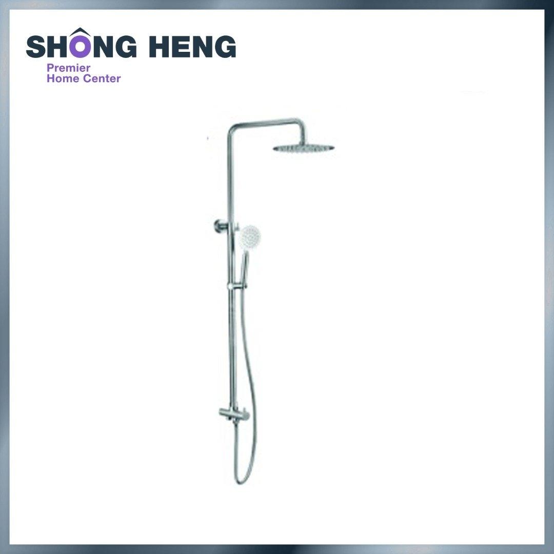 Hans HSP70100 Rain Shower Post