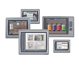 ALLEN BRADLEY HMI PANEL VIEW PLUS