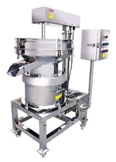 GY-600CW Vibration Separator for Avoiding Material Get Together (Whole SS)