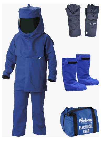 LAKELAND 43 CAL ARC FLASH PROTECTIVE SUIT