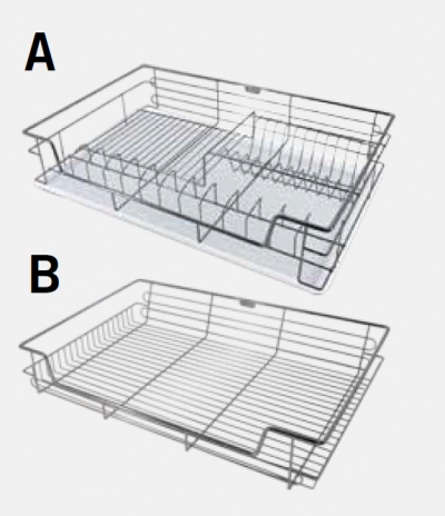 MULTI-FUNCTION PULL OUT BASKET