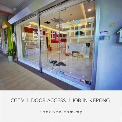 CCTV & Door Access in Kepong