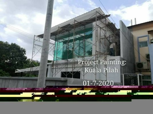 Project #Kuala Pilah #要油漆#找我们 #Paint it.#Looking Me! TKC Painting#Seremban#Negeri Sembilan   #拥有20年的油漆经验 #让您安心~#价格最公道!  ●#承包与#承接: #各室内外大小油漆工程与#油漆服务。      ~#业大小油漆# 单层/#双层店屋与#排屋#Banglo,#半独立式,#独立式,#蓄水池#TNB,#酒店,#工,#神庙,#学校等各大小 '油漆'…… #Painting services &#Painting Projects #package labor and materials。 #Shophouse, #home, #temple, #factory,#Tangki#and #school……   https://m.facebook.com/tkcpaintingN.S/?ref=bookmarks    https://www.facebook.com/pg/tkcpaintingN.S/about/ https://www.tkcpainting.com.my http://wa.me/60162322627 whatsapp:016-232 2627