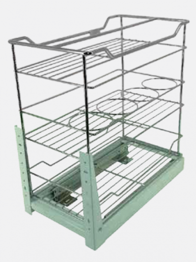 MULTI-FUNCTION THREE LAYERS PULL OUT BASKET (TYPE 2)