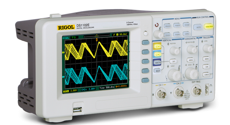 Rigol DS1000E/U Series Digital Oscilloscope