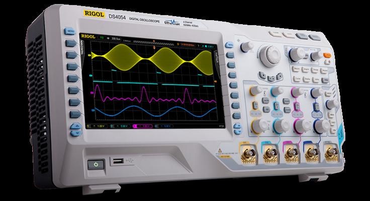 Rigol DS4000E Series Digital Oscilloscope