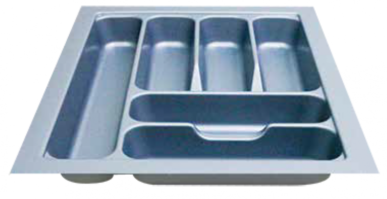 500C ABS CUTLERY TRAY