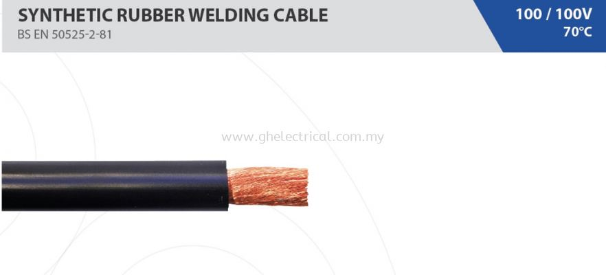 Fajar Welding Cable (full Copper)