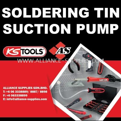 KS TOOLS Soldering Tin Suction Pump