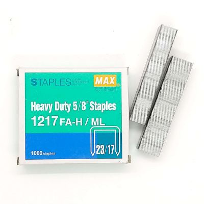 Max Staples 1217-FAH 23/17