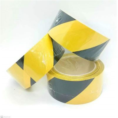 Floor Tape 48mmx30m (Yellow and Black)