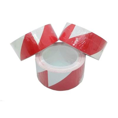 Floor Tape 48mmx30m (Red and White)
