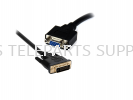 DVI 24+1 (M) to VGA (HD15F) 3.0 METER HDMI, VGA/RGB & DVI Cable Cable Products