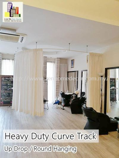 Heavy Duty Curve Track