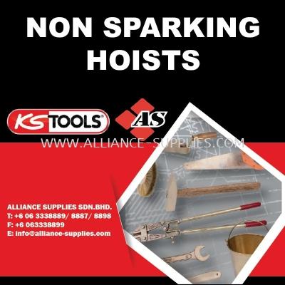 KS TOOLS Non Sparking Hoists
