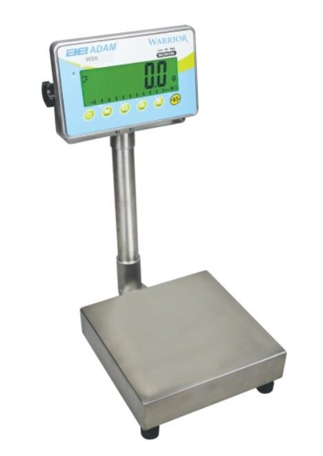 WSK 32 Warrior® Washdown Scales Warrior Washdown Scales ADAM