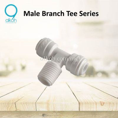 Male Branch Tee Series