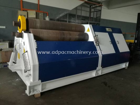 Used Hydraulic Plate Rolling / Bending Machine