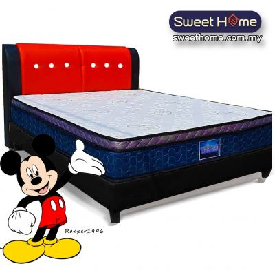 Simple Design Bedframe REady Stock Queen and King