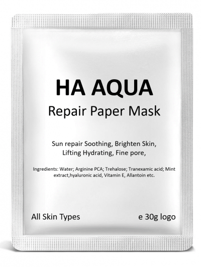 HA AQUA REPAIR PAPER MASK