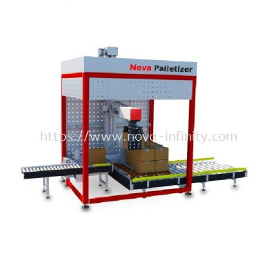 Compact Palletizer (For Industry Use)