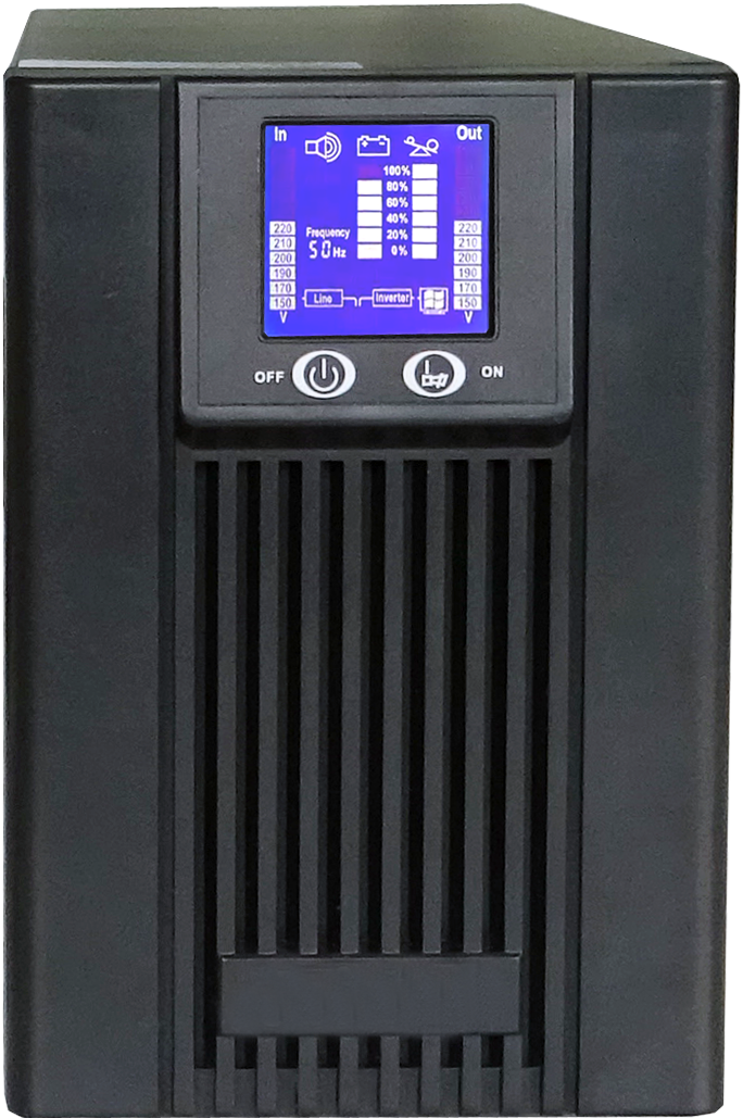 1KVA Online UPS Single Phase