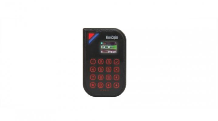 Plato-P80KLS. MicroEngine Proximity Reader with Keypad & LCD. #AIASIA Connect
