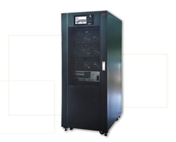 Three Phase High Frequency Online UPS; Tower Type 60KVA - 500KVA