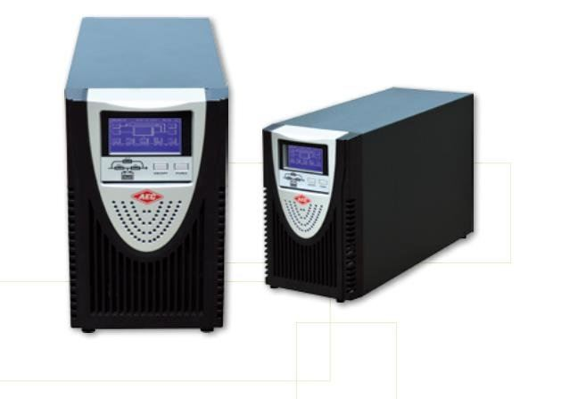 Single Phase Online High Frequency UPS