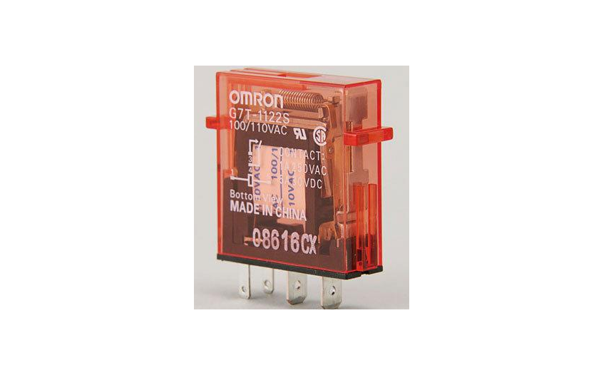 Omron G7T Relay for Control Panel
