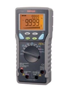 PC710 High accuracy/High resolution (PC Link) Multimeter Digital Multimeters Sanwa