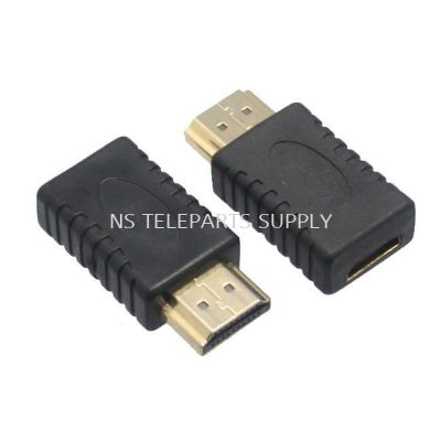 MINI HDMI (F) TO HDMI (M) CONVERTER