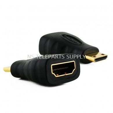 HDMI (F) TO MINI HDMI (M) CONVERTER