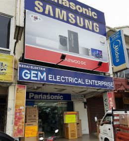 GEM Electrical Enterprise - Jalan Dwi Tasik