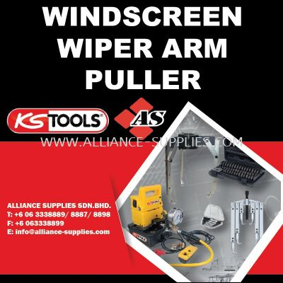 KS TOOLS Windscreen Wiper Arm Puller