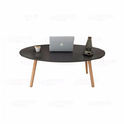 Mini Eames Series Boat Shaped Coffee Table