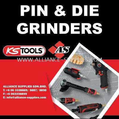 KS TOOLS Pin & Die Grinders