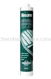 SELLEYS AWNING & ROOFING SEALANT