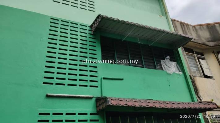Metal Roofing @Jalan Hang Tuah 4, Salak South Garden, Kuala Lumpur