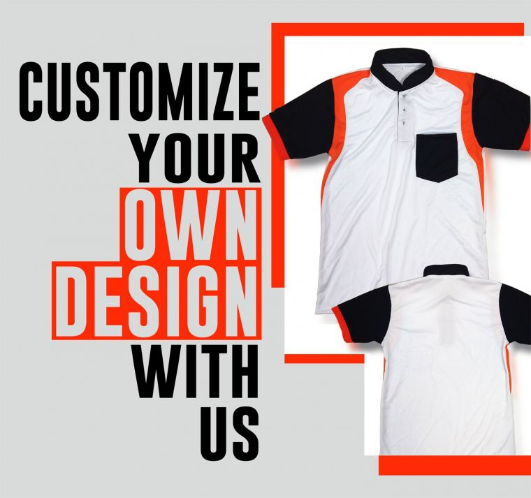 Customize your own DESIGN with us!!!