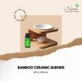 Bamboo Ceramic Burner Package