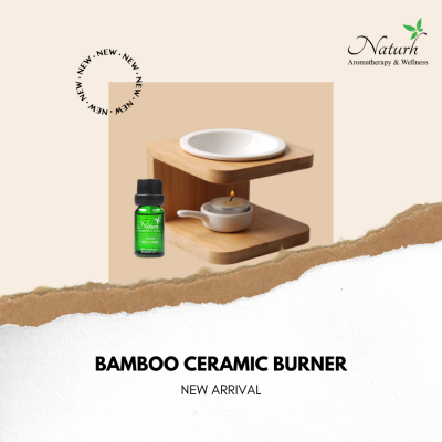 Bamboo Ceramic Burner