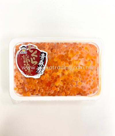 青森h酱油渍鲑鱼卵