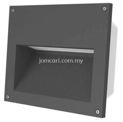 VSL WL LED Recessed Wall Light