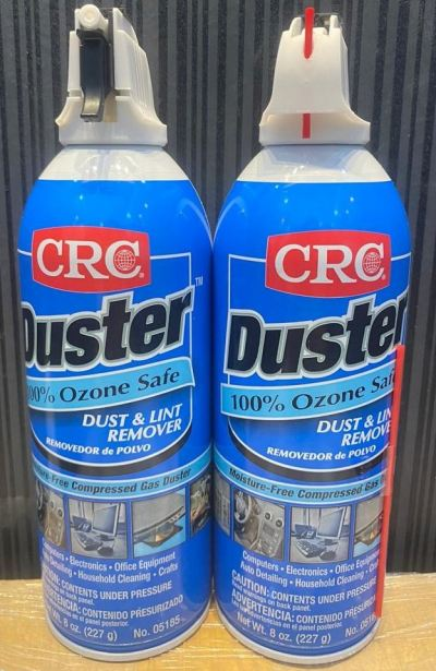 CRC 05185 AIR DUSTER SPRAY