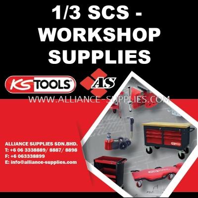 KS TOOLS 1/3 SCS - Workshop Supplies