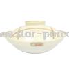 7'' White Clay Pot Pots Kitchenware Household