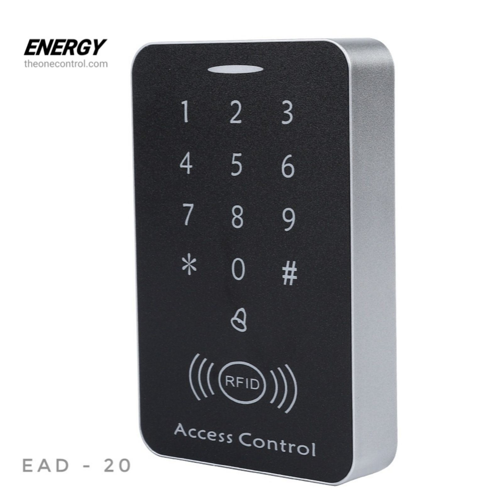 ENERGY FLAT BUTTON