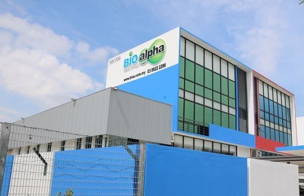 BioAlpha surges with record 2.2b shares done