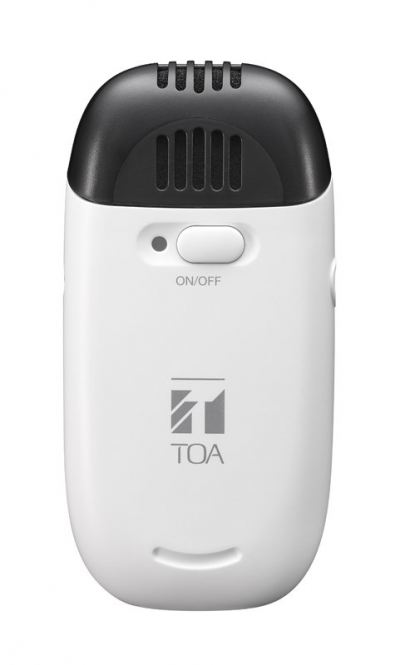 IR-310M. TOA Infrared Wireless Microphone. #AIASIA Connect